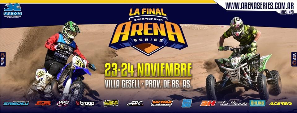 ARENA SERIES Championship